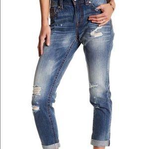 BNWT miss me boyfriend fit jeans